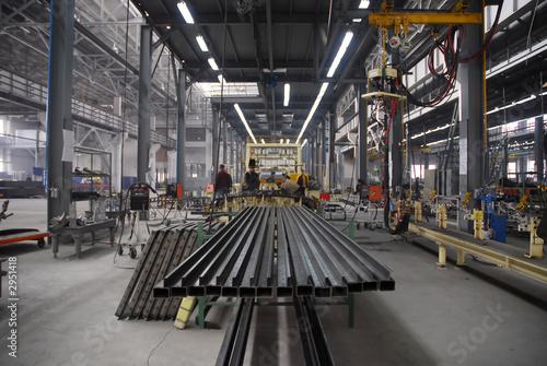 Fotografie, Obraz  factory 3