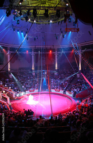 circus arena Fototapete