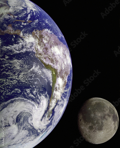 Foto op Aluminium Nasa Earth from outer space.