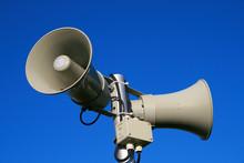 Public Address Speakers