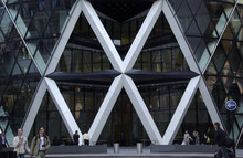 Portal Swiss Re * 30 St Mary Axe