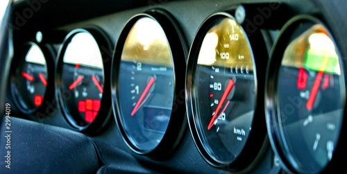 Fotografie, Obraz  sport auto
