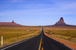 road to red desert