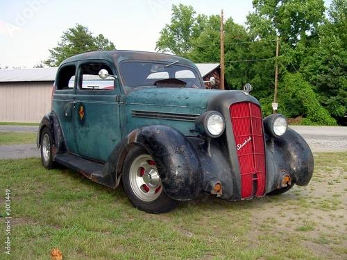 Photo  old car