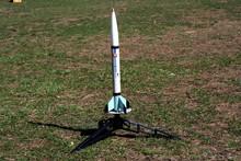 Toy Model Rocket