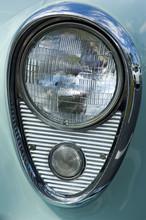 Chrome Headlamp 1