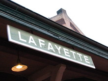 Lafayette Train Station