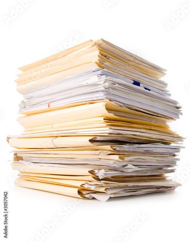 Fotografía  file stack
