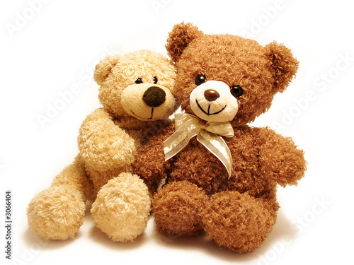 romantic teddy-bears #3066404