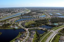 Florida Highways From Above
