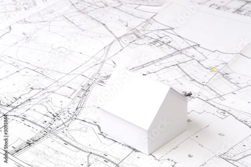 Fotografía  future house planning