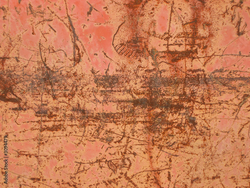 Foto auf AluDibond Alte schmutzig texturierte wand distressed background