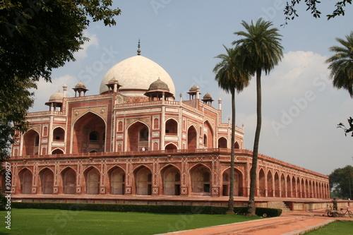 Stickers pour porte Delhi new delhi monuments