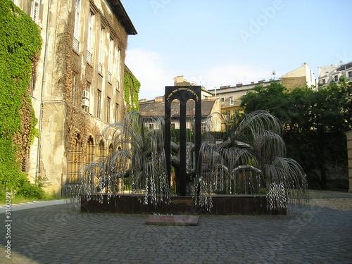 Cuadros en Lienzo memorial to the holocaust