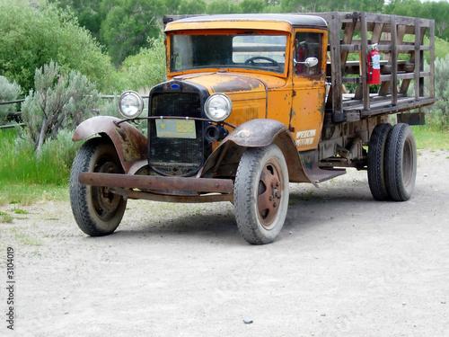 фотография  farm truck