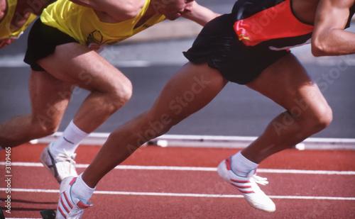 Fototapeta athletics obraz