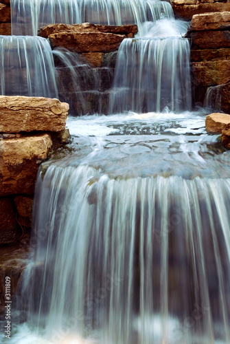 Foto op Canvas Watervallen waterfall