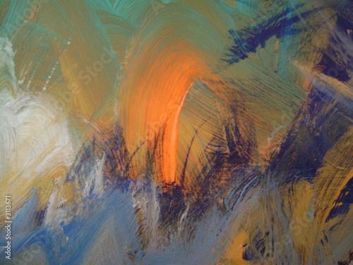 peinture abstraite 008