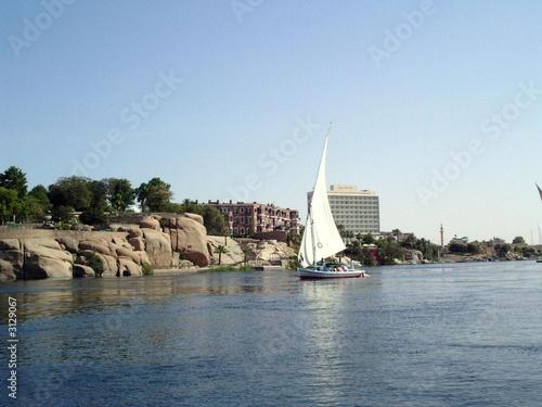 Photo Stands Egypt felouque sur le nil