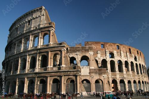 Fotomural the coliseum