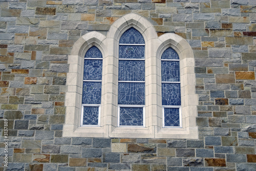 Fotografia, Obraz church window