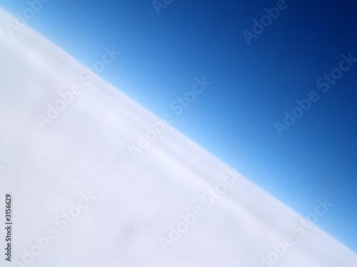 Staande foto Fractal waves zénith