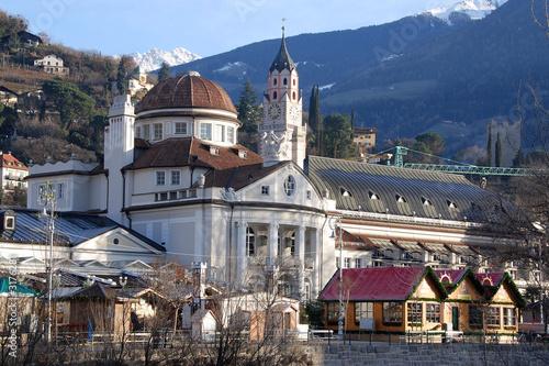 Fotografie, Obraz  mercatini di natale 2006 merano