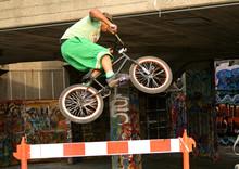 Bmx Stunt Rider