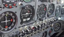 Extra 300l Airplane Instrument Panel