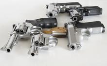 Guns On Their Sides