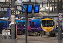 Trans Pennine Express, Leeds Station