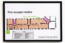 Fire Escape Routes