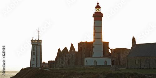 Fotografie, Obraz  La Pointe de Saint Matthieu - ar pero postel ar