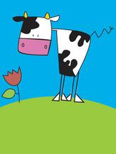 Vache Sur Planète