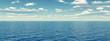 Leinwandbild Motiv sea sky