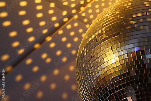 Fototapeta disco light obraz