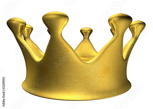Fotografia, Obraz  golden crown b