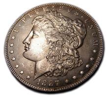 Coin - Morgan Silver Dollar