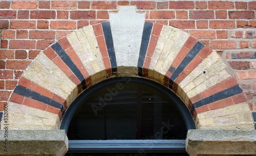 Fotografia, Obraz  brick archway