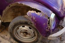 Vw Beetle Rusty
