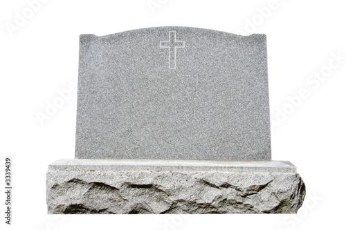 headstone Fotobehang