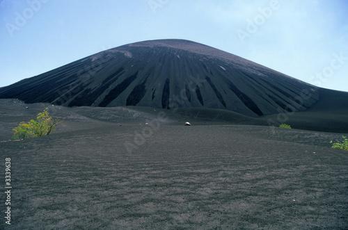 Staande foto Vulkaan cerro negro 0005