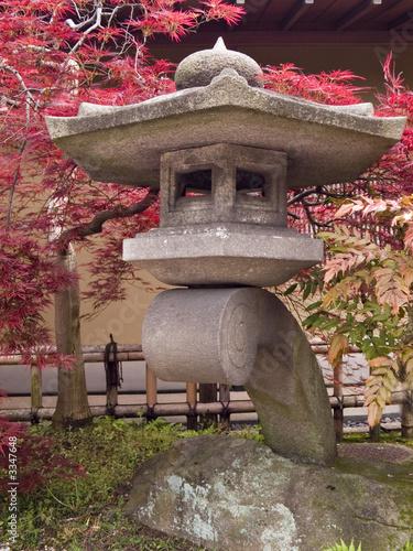 traditional japanese lantern