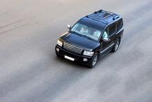 Luxury Big Heavy Suv Car Speed...