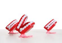 Teeth Wind Up Toys