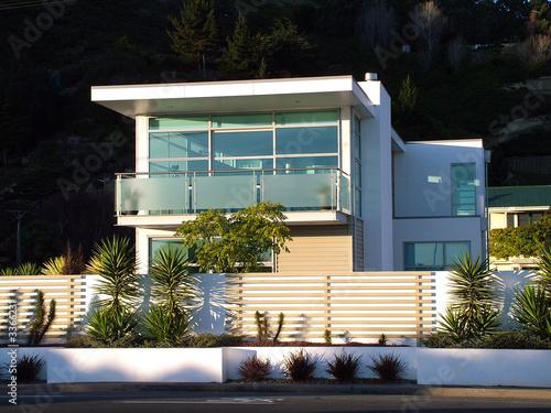 modern house плакат
