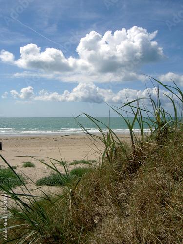 Spoed Foto op Canvas Noordzee bord de mer