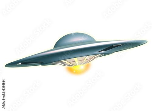 Foto op Canvas UFO ufo-salamanderx8