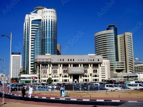 Obraz na płótnie les ministères dubaï