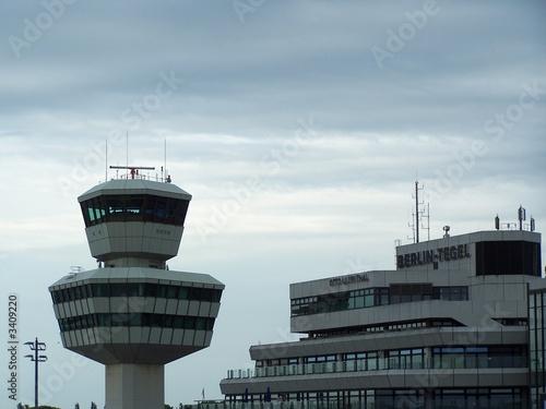 Foto op Aluminium Luchthaven flughafen